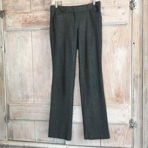 Express The Editor Trouser Pants Gray 4 Long 4L